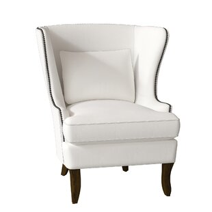 Reviews Solomon Wingback Chair by Birch Lane™ Heritage Reviews (2019) & Buyer's Guide