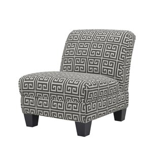 Review Havertown Slipper Chair by Wrought Studio