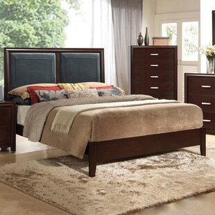 Latitude Run Diane Upholstered Platform Bed