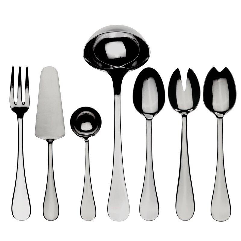 Mepra Brescia 7 Piece Serving Set Wayfair
