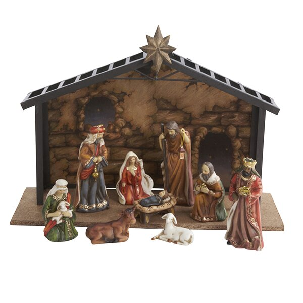 Nativity scenes sets youll love wayfair solutioingenieria Choice Image