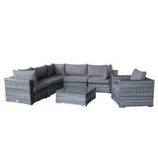 Magari 6 Piece Sectional Set with Cushions