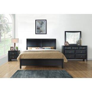 Mercer41 Schuyler Panel Configurable Bedroom Set