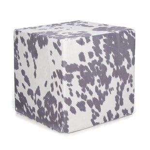 Freddie Decorative Cube Ottoman