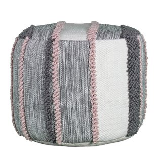 Heberling Pouffe By World Menagerie