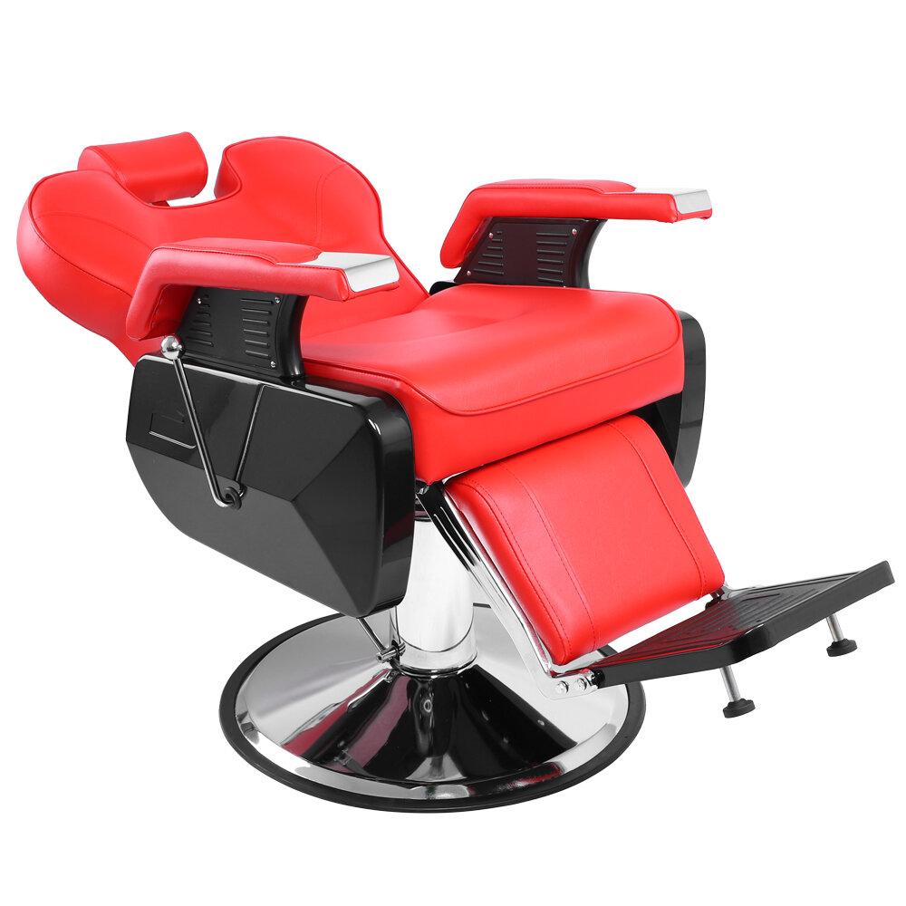 Latitude Run Hydraulic Salon Hair Stylist Recliningmassage Chair Wayfair