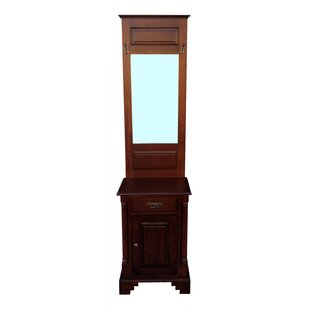 Hamstead Hall Stand 1 Drawer 1 Door Accent Cabinet by D-Art Collection