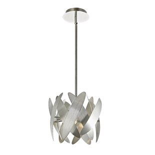 Orren Ellis Harshil 2-Light Novelty Pendant