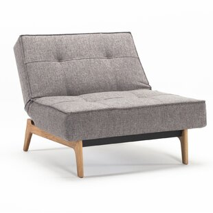 SplitBack Convertible Chair by Innovation Living Inc.