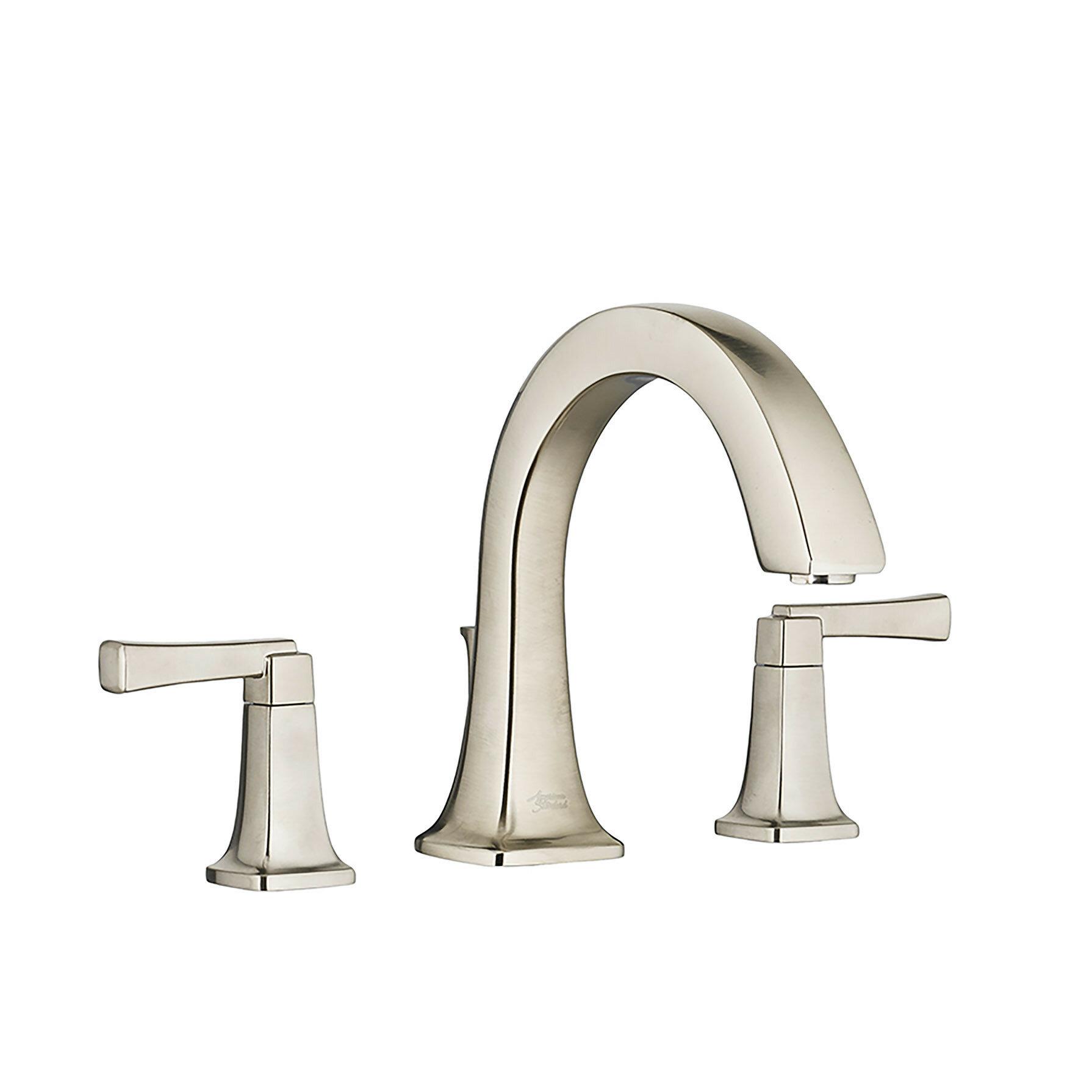 American Standard Townsend Double Handle Deck Mount Bathtub Faucet | Wayfair