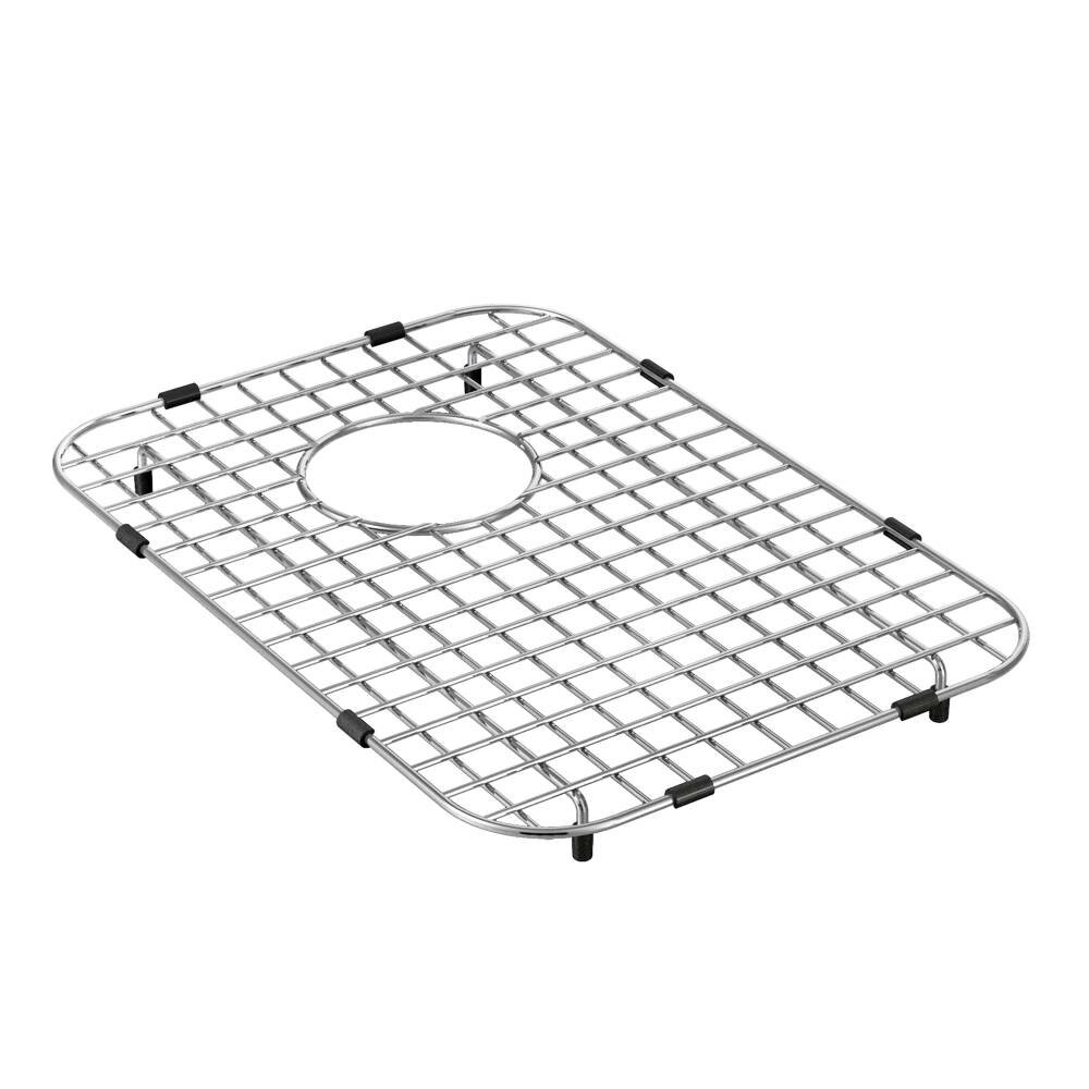 Ga772 Moen 12 X 18 Stainless Steel Bottom Sink Grid Wayfair