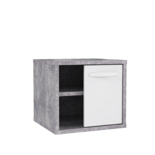 Agnella Bedside Table By 17 Stories
