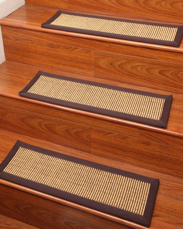Sisal Casual Elegance Stair Treads