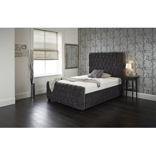 Leonidas Upholstered Bed Frame By Canora Grey