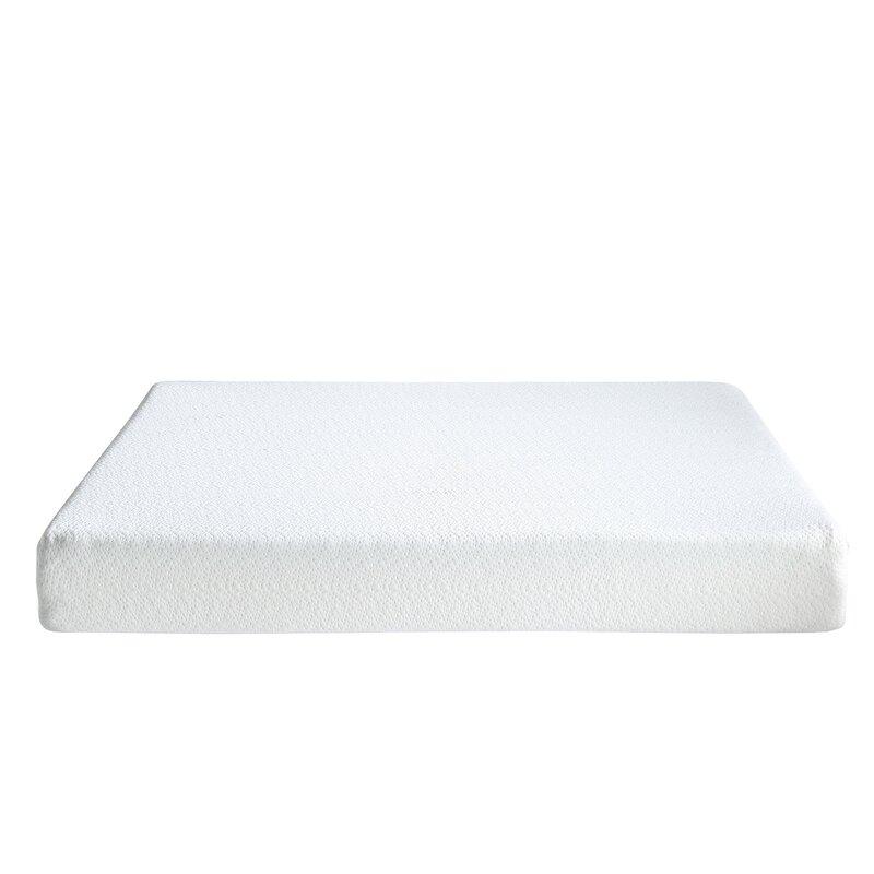 Alwyn Home Olsen 8 Medium Memory Foam