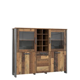 Orobanche Display Cabinet By Williston Forge