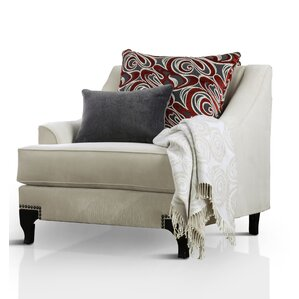 Robertsville Transitional Armchair by Darby ..