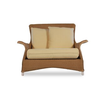 Lloyd Flanders Mandalay Patio Chair with ..