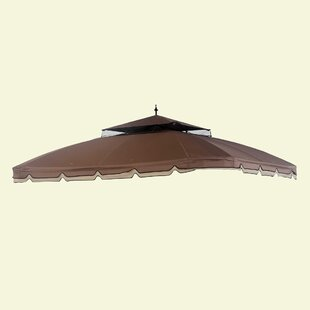 Bay Window Gazebo Replacement Canopy By Sunjoy
