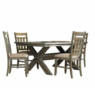 Quentin 5 Piece Dining Set Lark Manor