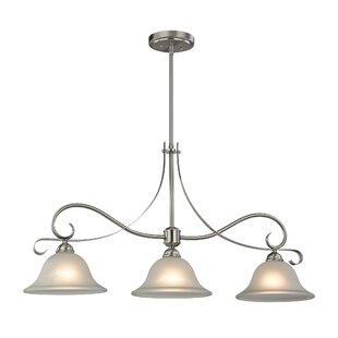 Drumfin 3-Light Kitchen Island Pendant by Darby Home Co