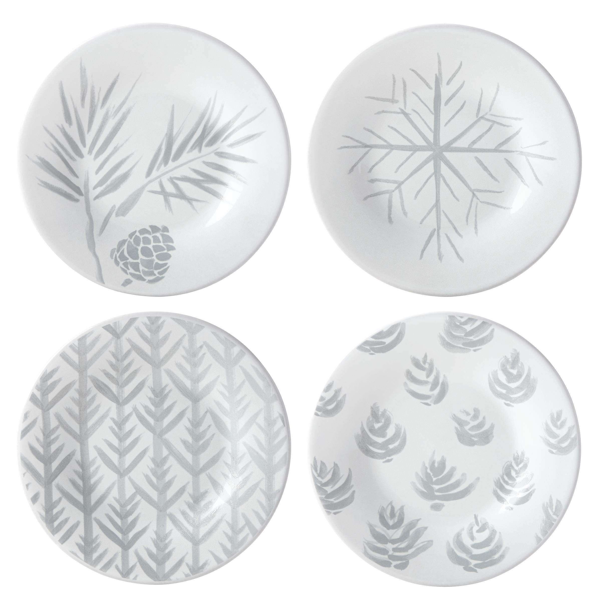 Bread Butter Christmas Plates Saucers From 30 Until 11 20 Wayfair Wayfair