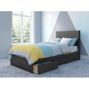 Affordable Ralston Storage Platform Bed by Mack & Milo Reviews (2019) & Buyer's Guide