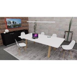 Leta Writing Desk By Ebern Designs