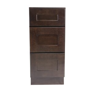 Brookings 34.5 x 15 Kitchen Drawer Base Cabinet by Design House
