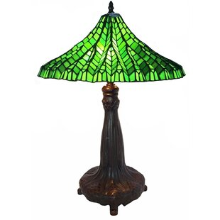 Delfin Tiffany 23 Table Lamp