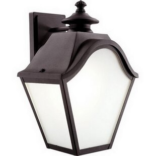 Spero 3-Light Outdoor Wall Lantern by Charlton Home