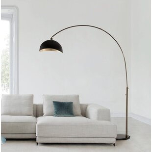 Affordable Channell 92 Arched Floor Lamp By Corrigan Studio