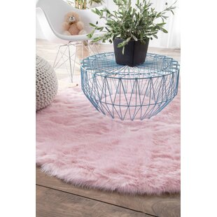 Purchase Shadwick Pink Area Rug By Wrought Studio