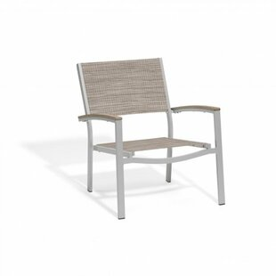 Laskowski Chat Patio Chair (Set of 4)
