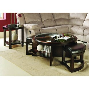 3219 Series 2 Piece Coffee Table Set by Woodhaven Hill Comparison
