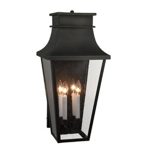 Judi Outdoor Wall Lantern by Darby Home Co