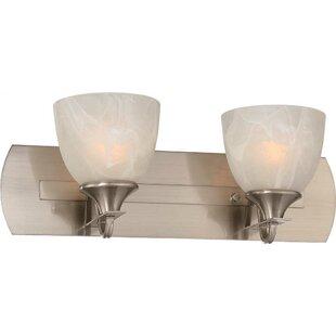 Monument 2-Light Vanity Light