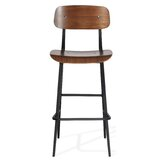 Saba 29.5 Bar Stool by Industrial Modern