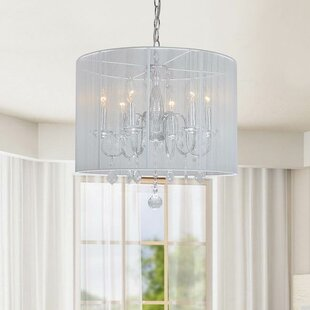 House of Hampton Mciver 6-Light Chandelier