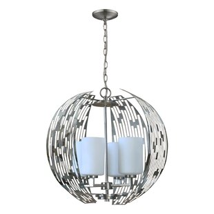 Orren Ellis Middlemas 4-Light Chandelier