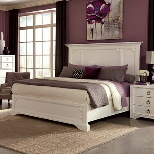 Price comparison Fazeley Panel Bed by House of Hampton Reviews (2019) & Buyer's Guide