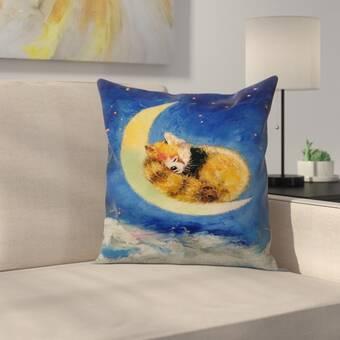 Harriet Bee Carlotta Cupcake Throw Pillow Wayfair