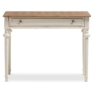Chifley Weathered Desk by Ophelia & Co. Modern