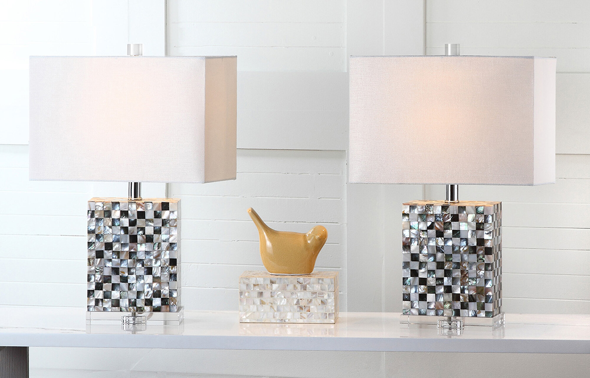 Highland Dunes Barstow 22 Table Lamp