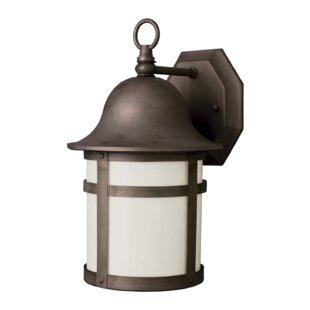 Seaport 1-Light Outdoor Wall Lantern by Zipcode Design