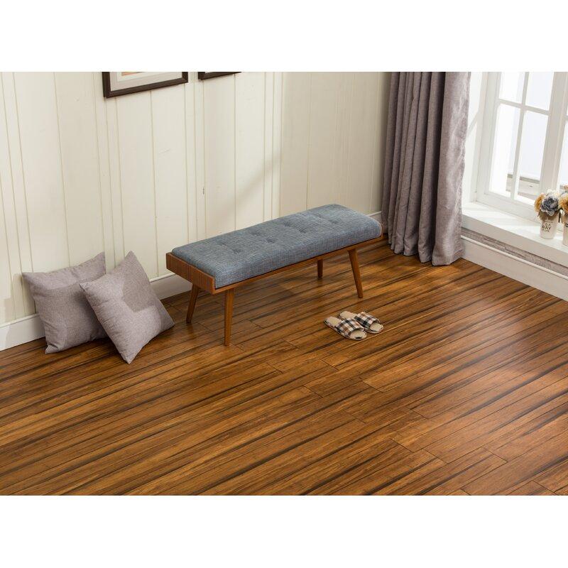 Ecofusion Flooring Bamboo 5 9 Thick X