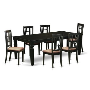 Beesley 7 Piece Dining Set DarHome Co