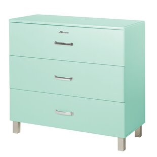 Beroun 3 Drawer Chest By 17 Stories