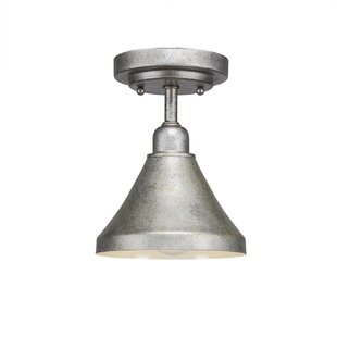 Kash 1-Light Semi Flush Mount ..