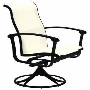 Tropitone Ovation Sling Swivel Chair